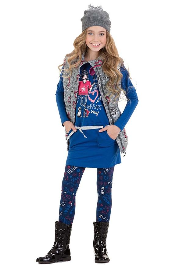 Gdj4006 платье для девочек