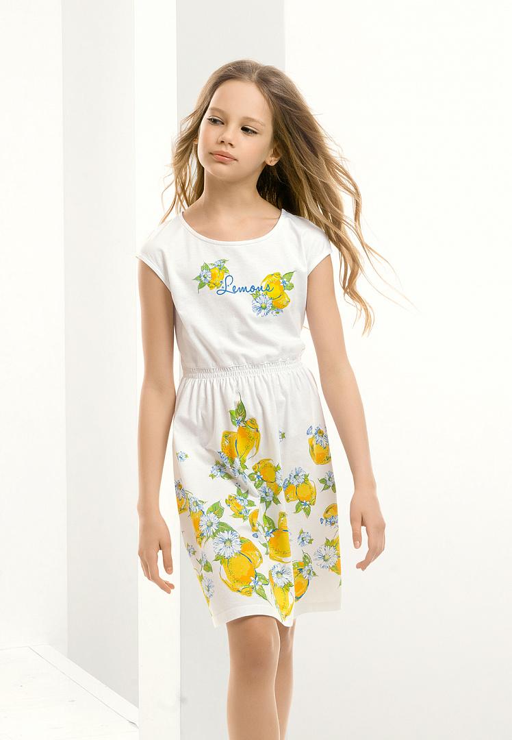 75fc6b00ad2 GFDT4023 платье для девочек - Детская и женская одежда Пеликан ...