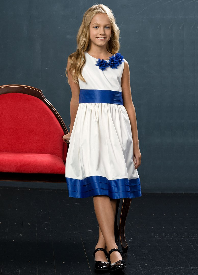 ebc96cdf7b4 GWDV4037 платье для девочек - Детская и женская одежда Пеликан ...
