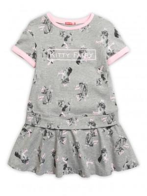 9f507f3bf3a7 GFDJ3041 платье для девочек - Детская и женская одежда Пеликан ...
