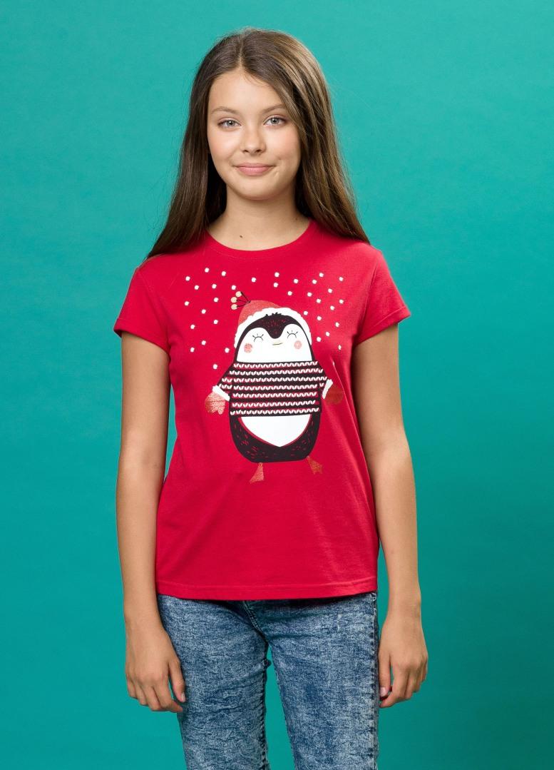 b99b2732a48 GFT4091 1 футболка для девочек - Детская и женская одежда Пеликан ...