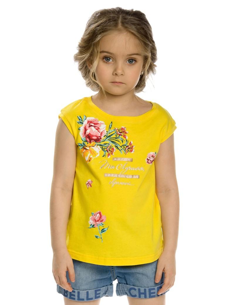82ff5c54a0e GFT3121 1 футболка для девочек - Детская и женская одежда Пеликан ...